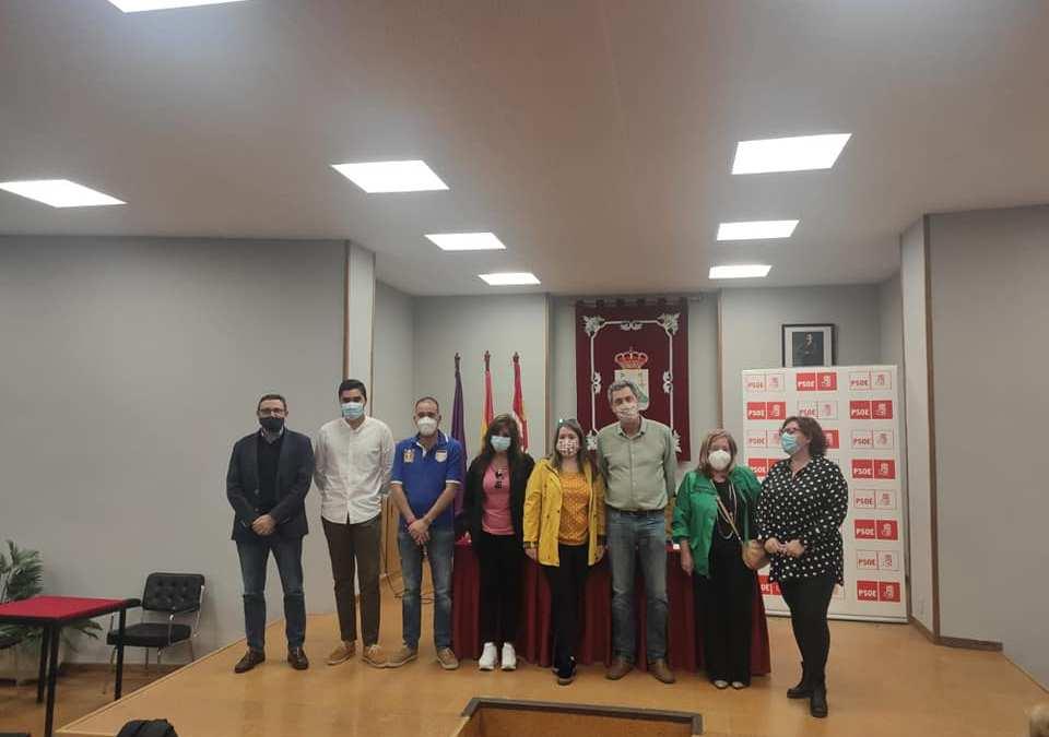 Cristina Abril Higuera, nueva Secretaria General del PSOE de Tordesillas