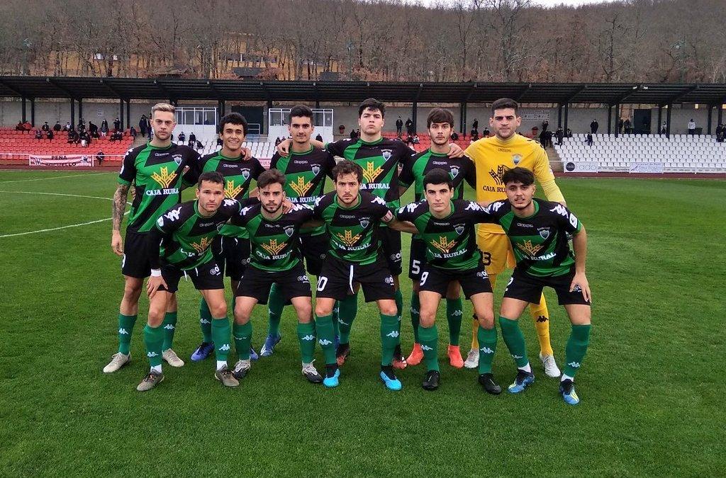 El Atlético Tordesillas gana y sigue con su buena racha