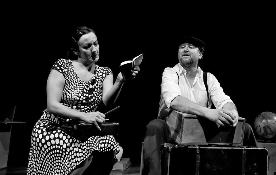 'La mudanza', de Perigallo Teatro, llega este domingo a 'El Carmelo'