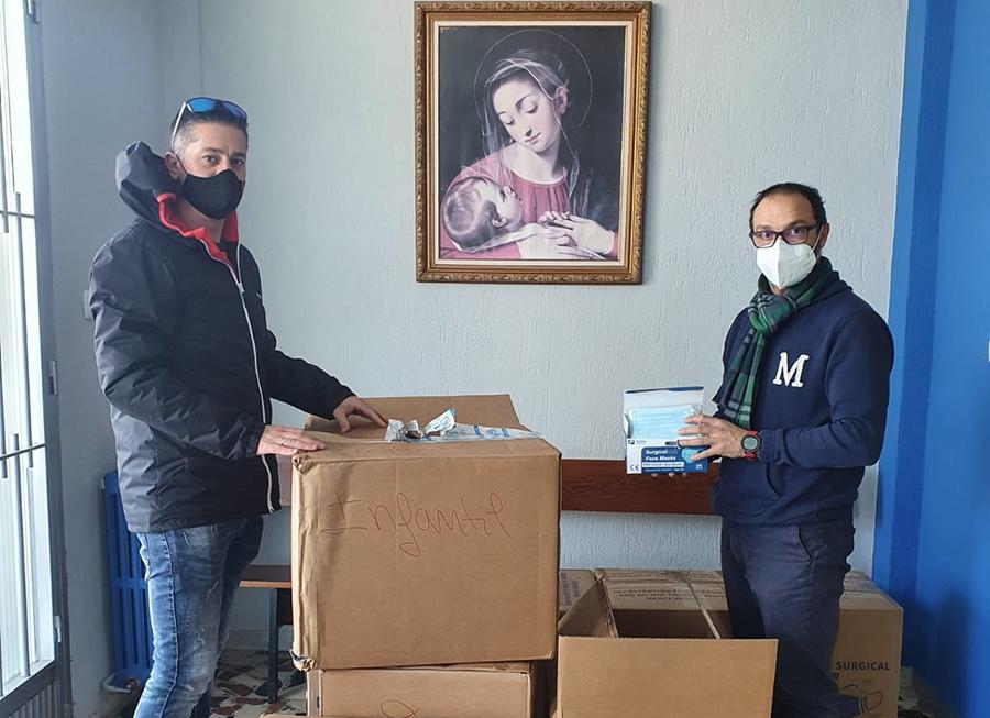 El Ayuntamiento adquiere 85.000 mascarillas para su reparto en los centros educativos de Tordesillas