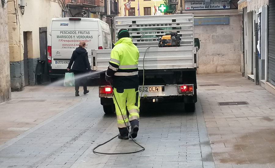 El Ayuntamiento extiende las medidas de prevención frente al Covid-19 hasta el 9 de febrero