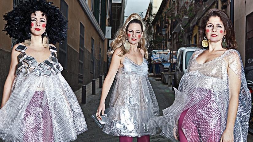 El carnaval de Cádiz llega hasta Tordesillas con el espectáculo 'Cabaré a la gaditana'