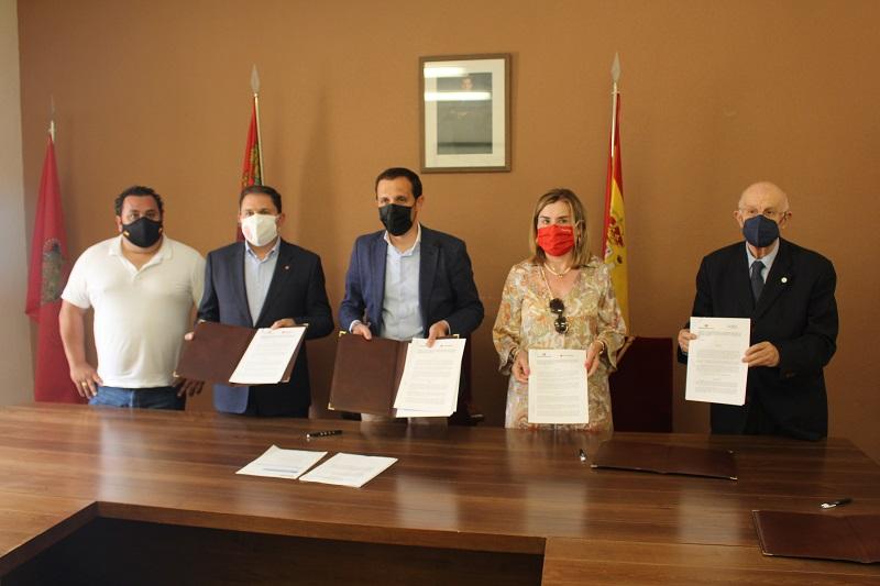 La Diputación de Valladolid renueva su compromiso con los más necesitados