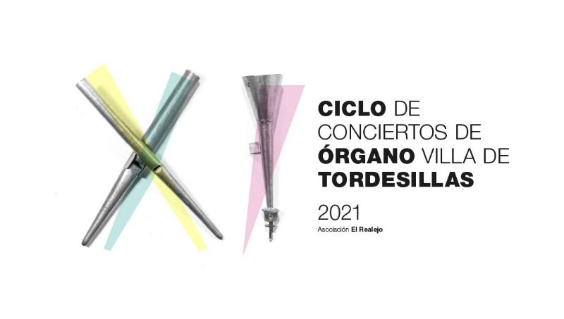 El Ciclo de Conciertos de Órgano 'Villa De Tordesillas' contará con grandes intérpretes nacionales e internacionales