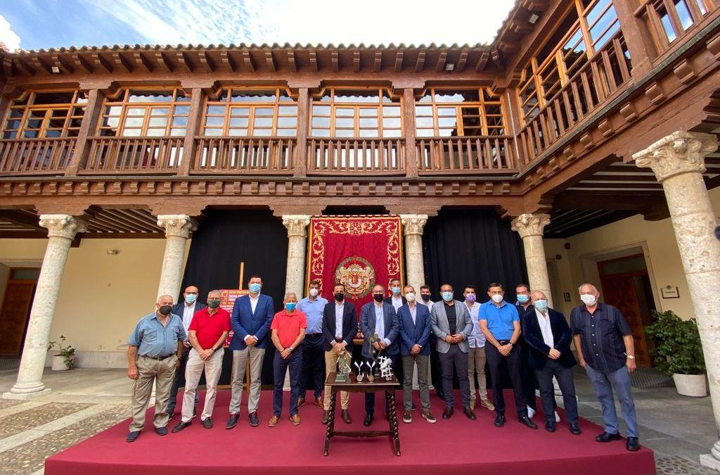 El Atlético Tordesillas luchará por mantener el liderazgo en el XXVII Trofeo Diputación de Fútbol