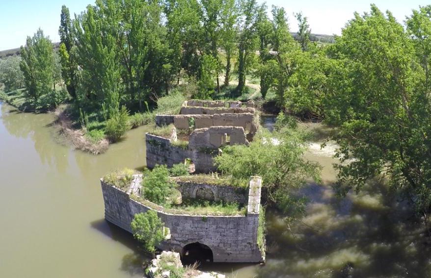 Las aceñas de Tordesillas: las 'factorías' de trigo que aprovecharon el 'motor' del Duero durante siglos