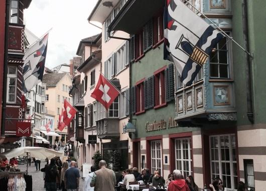 Zürich sentrum