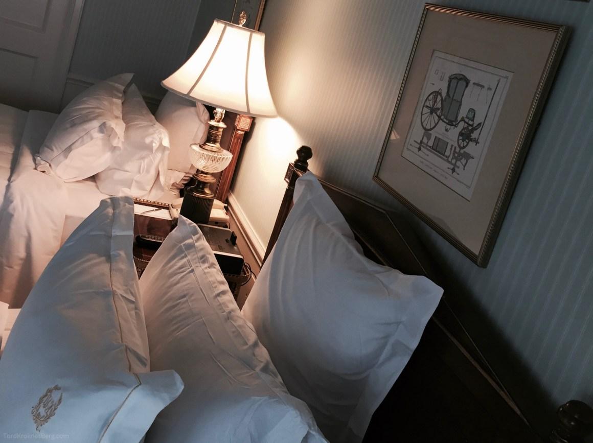 Waldorf Astoria New York Suite