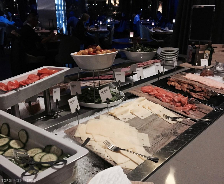 Scandic Fornebu buffet