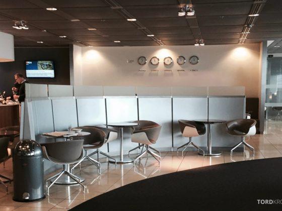 Lufthansa Senator Lounge Hamburg oversikt 2