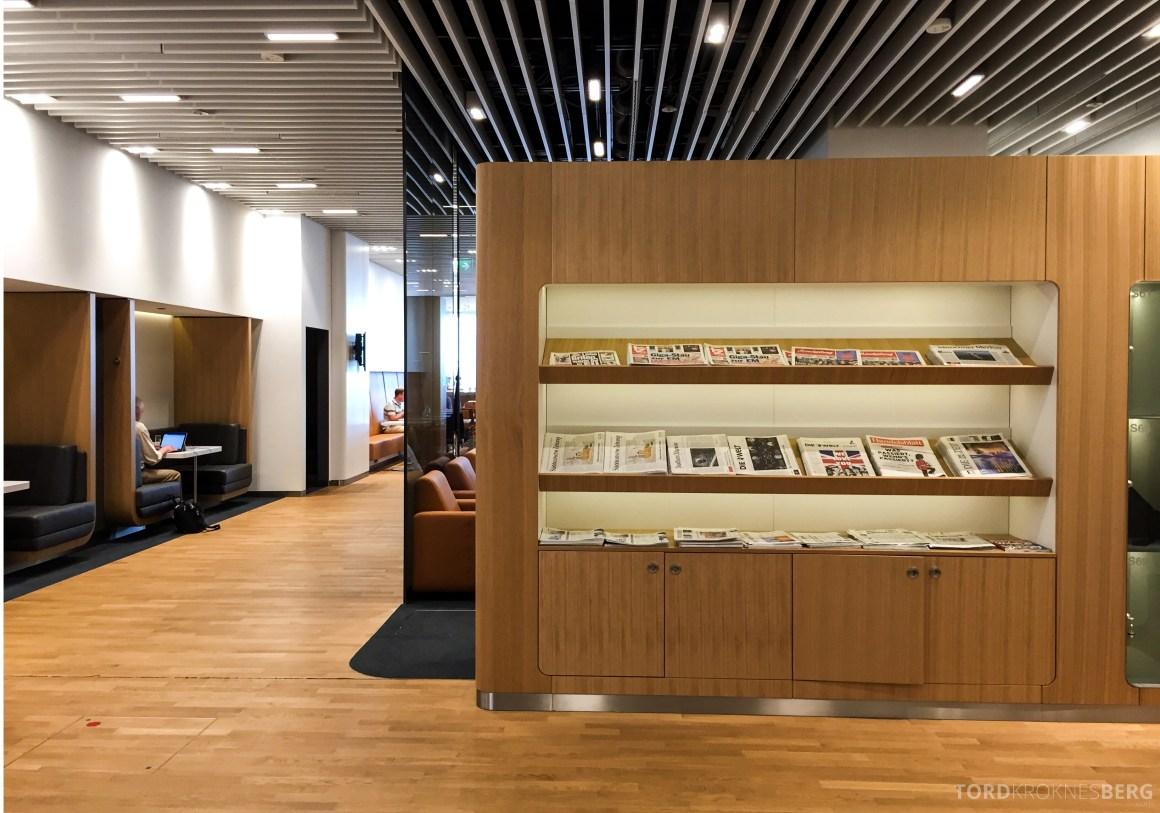 Lufthansa Senator Lounge München aviser
