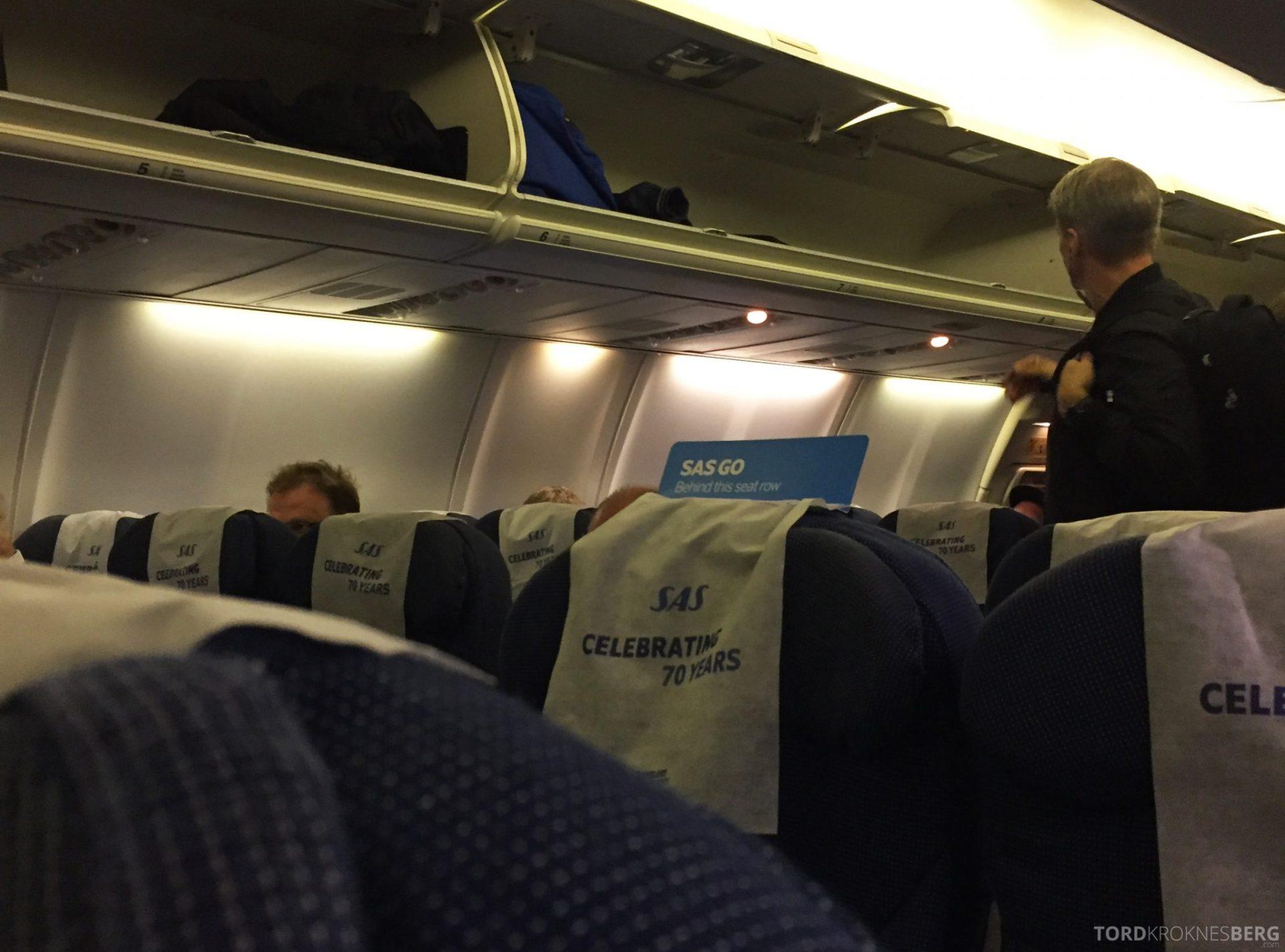 SAS Plus Trondheim Oslo