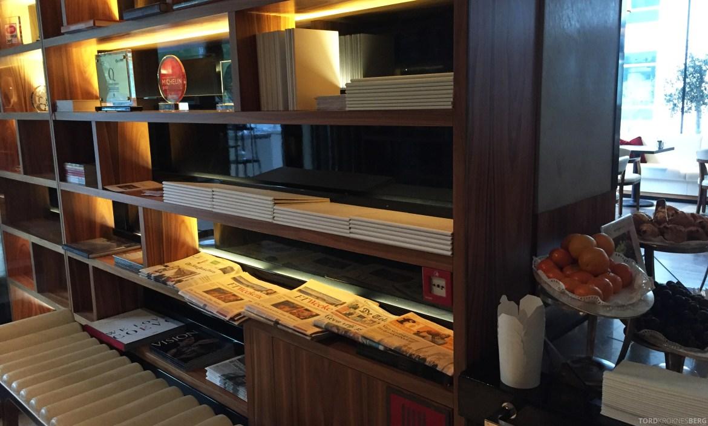 Hilton Amsterdam frokostaviser