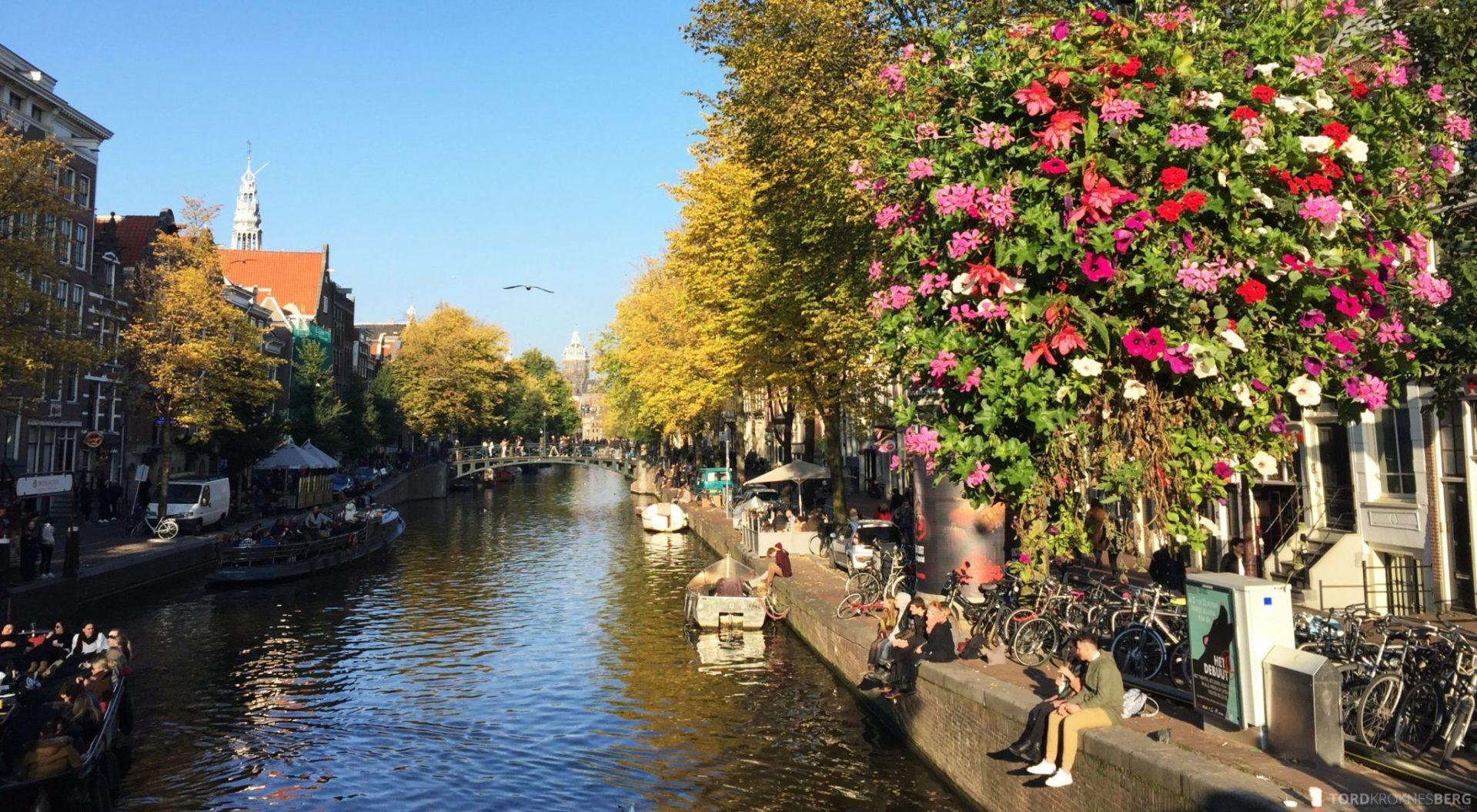 SAS Go Light Amsterdam