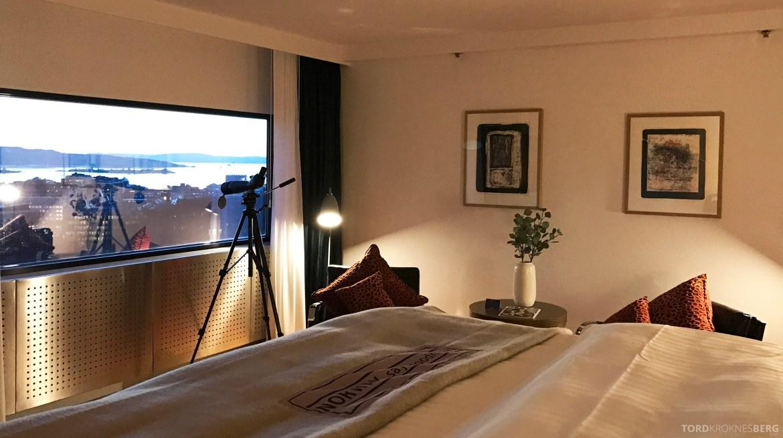 Radisson Blu Scandinavia Hotel rom