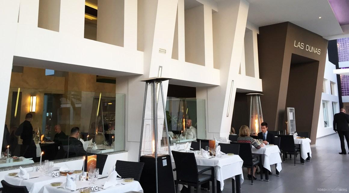 ClubHotel RIU Gran Canaria restaurant