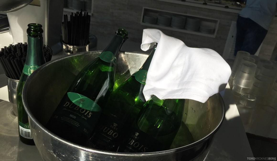 ClubHotel RIU Gran Canaria champagnefrokost