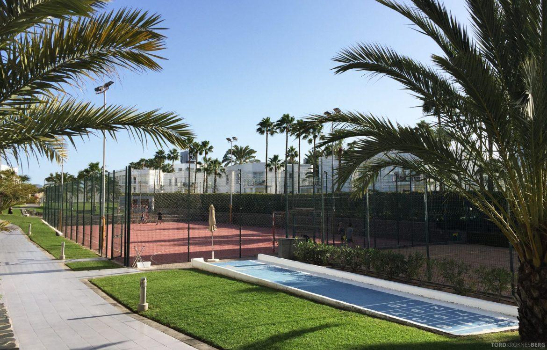 ClubHotel RIU Gran Canaria tennisbane