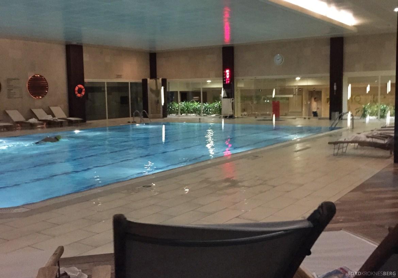Renaissance Polat Istanbul Hotel innendørs basseng