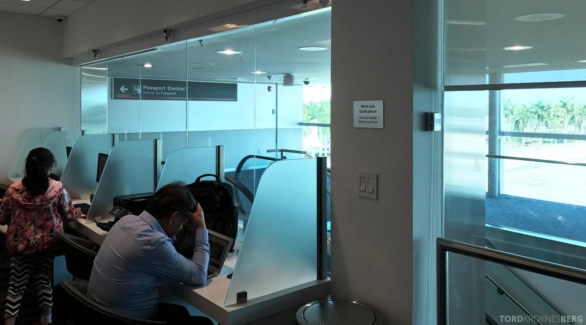 Avianca VIP Lounge Miami kontor