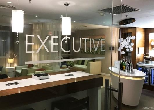 Hilton Barcelona Executive Lounge