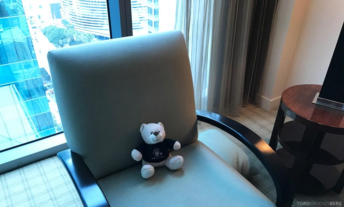 JW Marriott Marquis Miami reisefølget stue