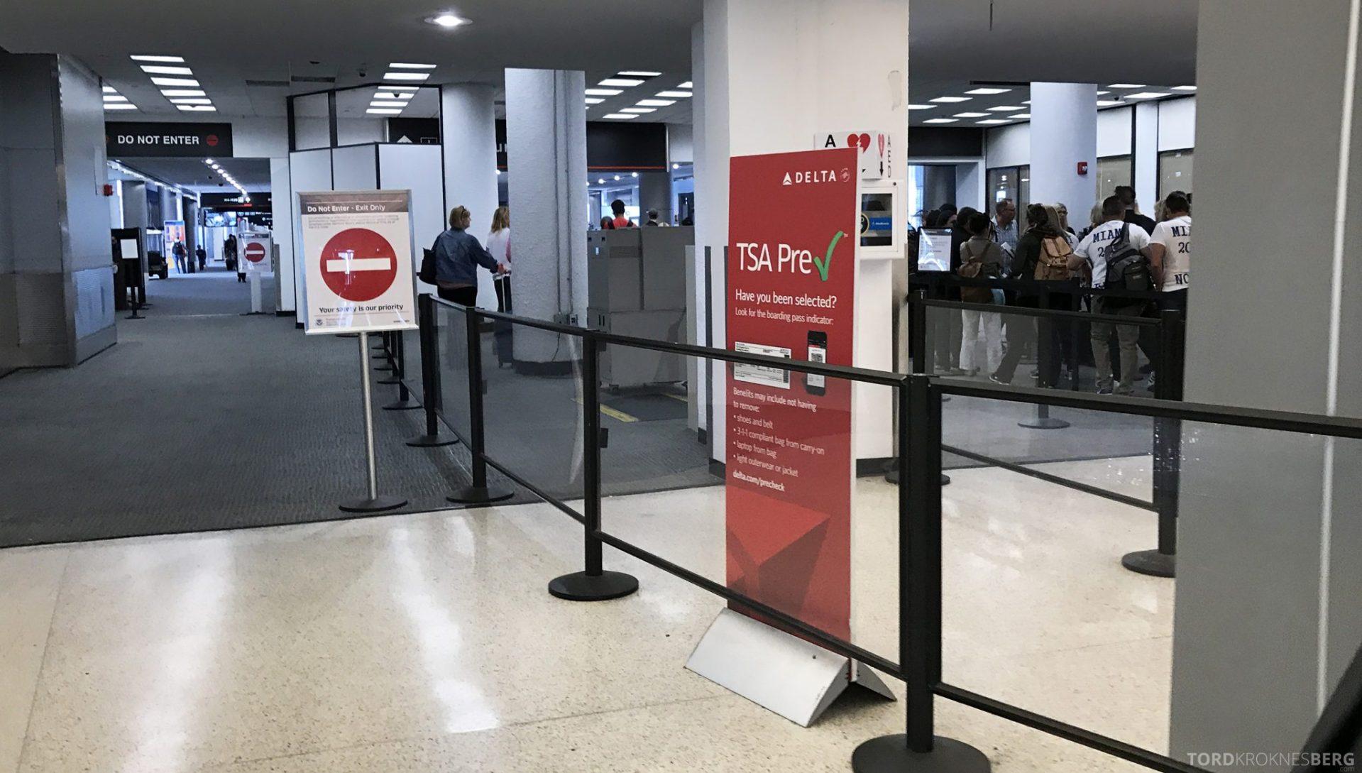 TSA Pre Check SAS Business