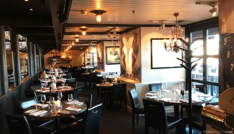 Louise Restaurant Bar Aker Brygge plass