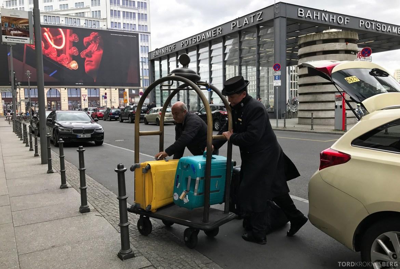 The Ritz-Carlton Berlin portier