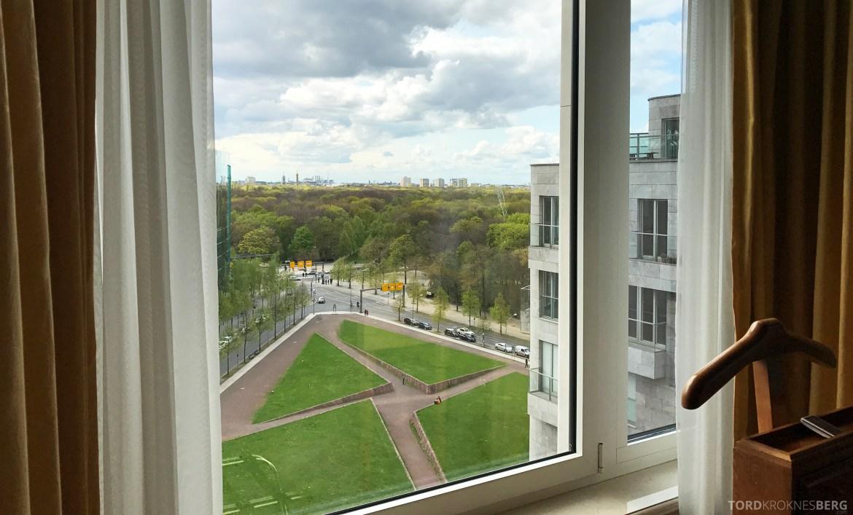 The Ritz-Carlton Berlin utsikt club-rom