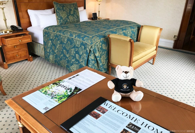 The Ritz-Carlton Berlin reisefølget seng