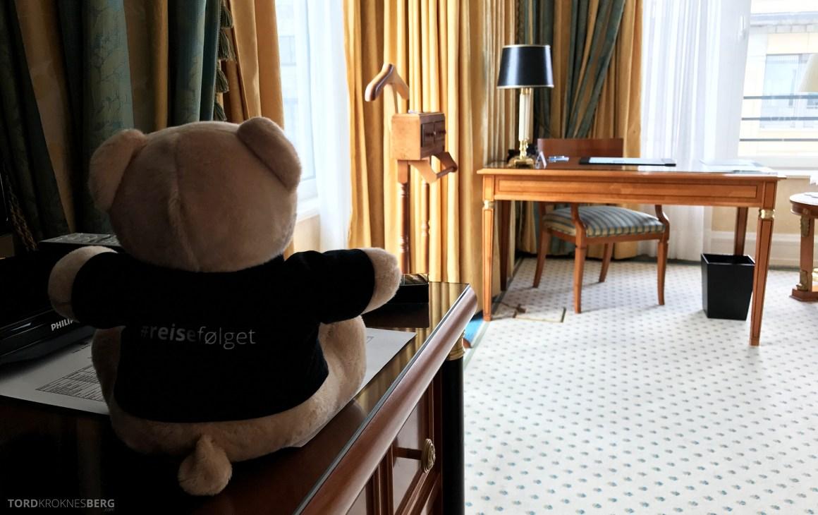 The Ritz-Carlton Berlin reisefølget kontor