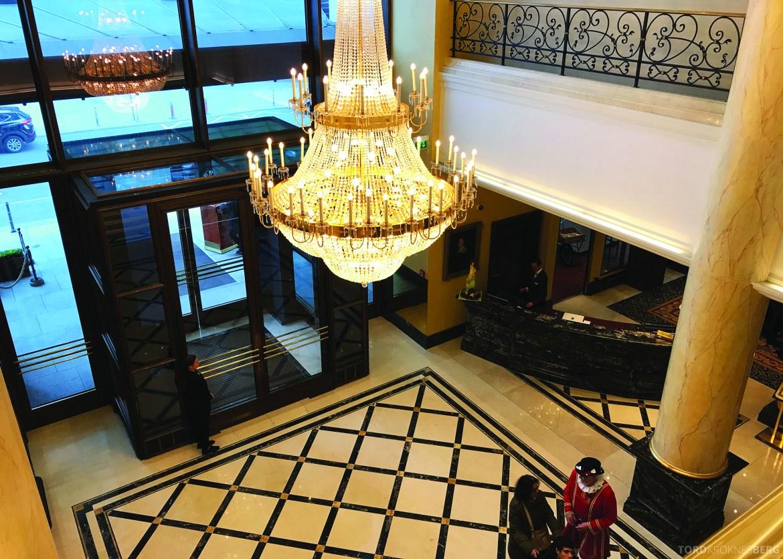 The Ritz-Carlton Berlin lysekrone