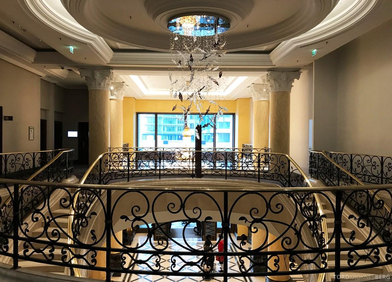 The Ritz-Carlton Berlin trapp