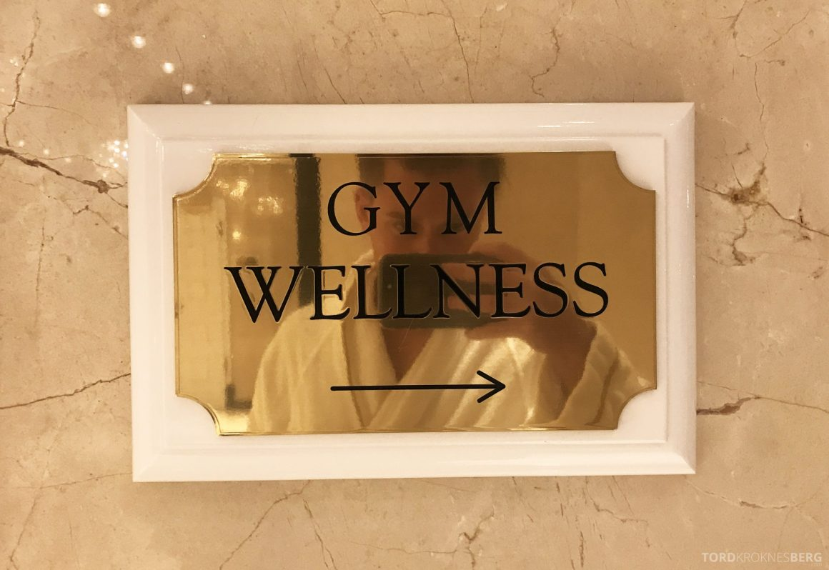 The Ritz-Carlton Berlin gym/wellness