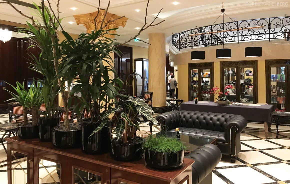 The Ritz-Carlton Berlin detaljer