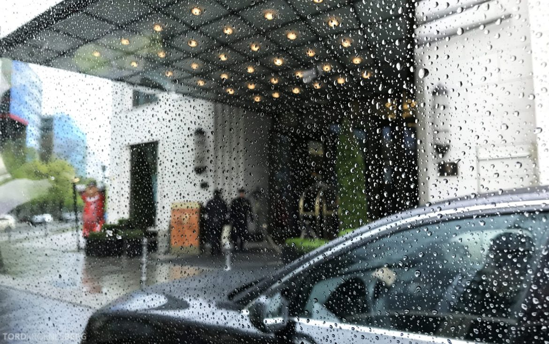 The Ritz-Carlton Berlin avreise
