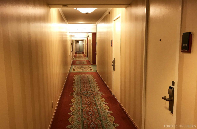 Hilton San Francisco Hotel korridor