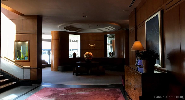 Ritz-Carlton Battery Park New York lobby