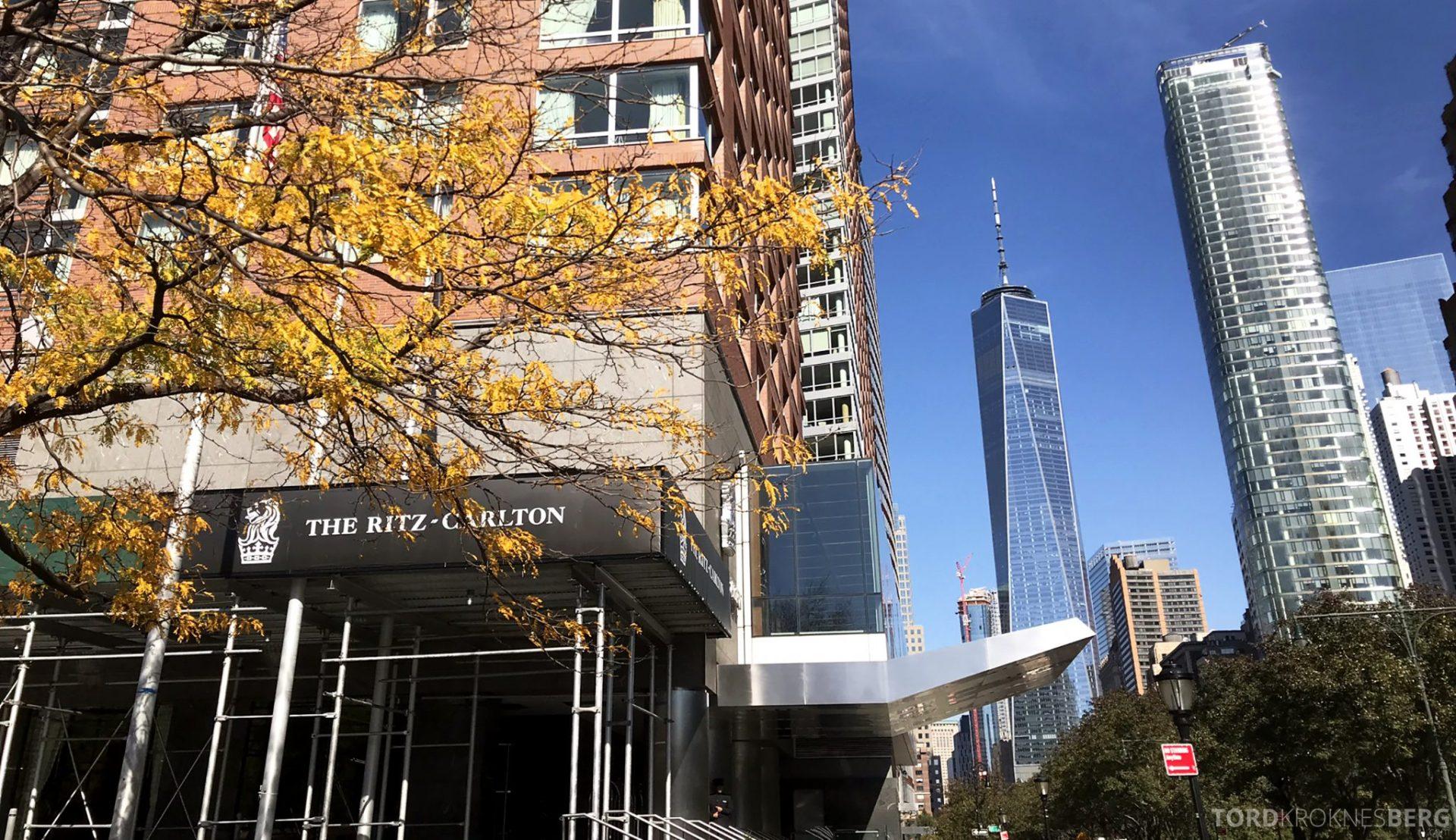 Ritz-Carlton Battery Park New York