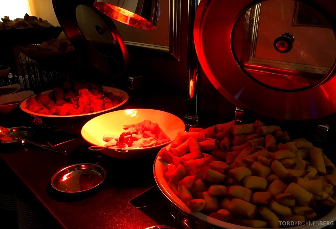 Ritz-Carlton New York Club Lounge varmmat