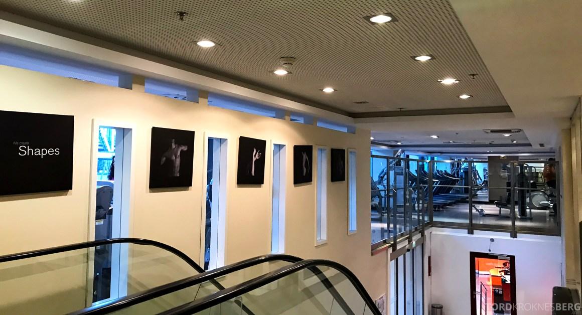 Marriott Paris Rive Gauche fitness center