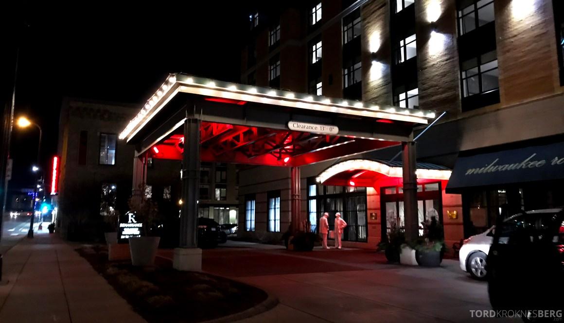 Renaissance Minneapolis The Depot Hotel inngang mørkt