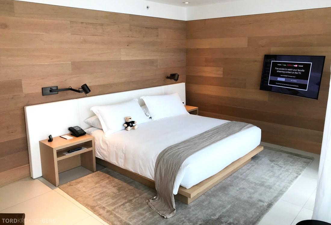 Miami Beach EDITION Hotel seng