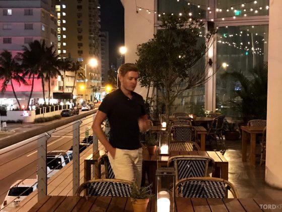 Miami Beach EDITION restaurant MARKET Tord Kroknes Berg