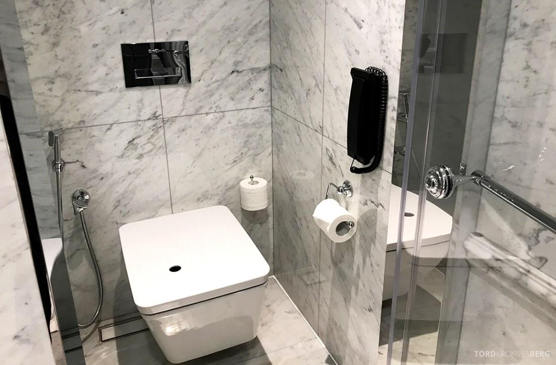 Ritz-Carlton Doha Hotel toalett