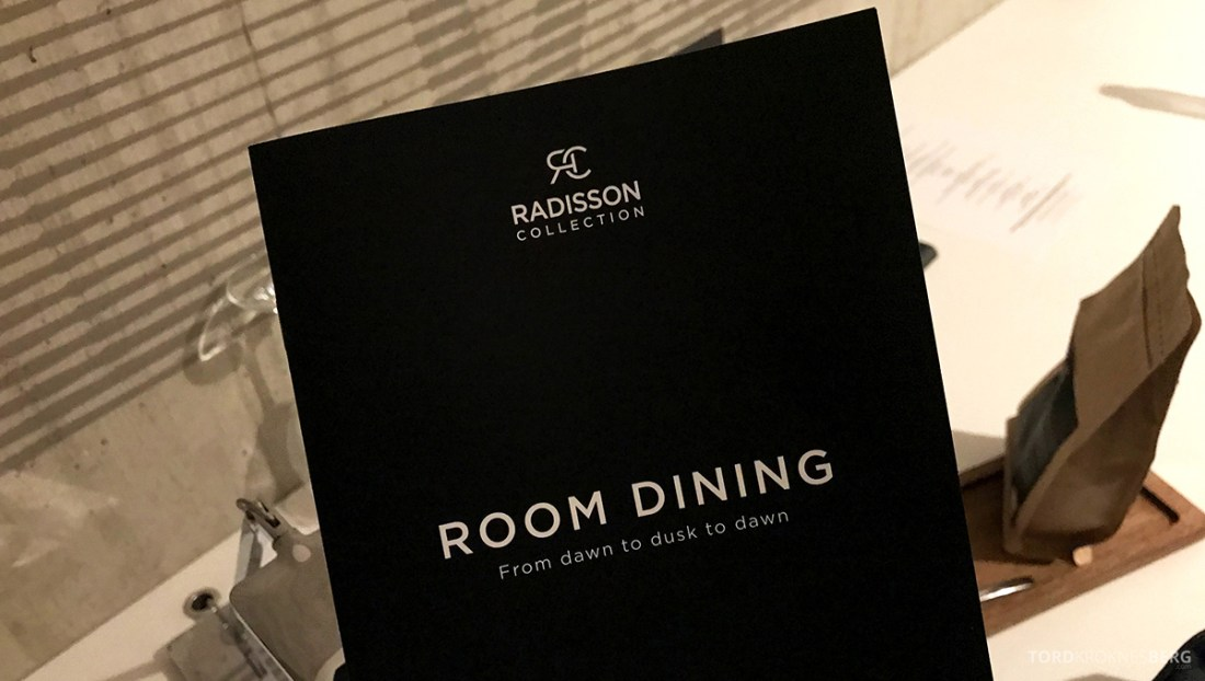 Radisson Collection Hotel Old Mill Belgrade room service