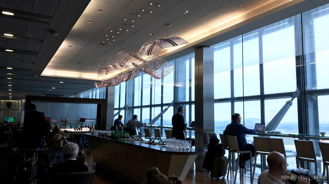 British Airways Galleries Club Lounge Heathrow London omgivelser