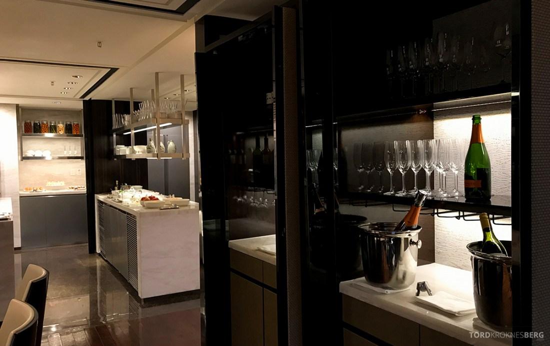 JW Marriott Dongdaemun Square Hotel Seoul Executive Lounge bar utsikt