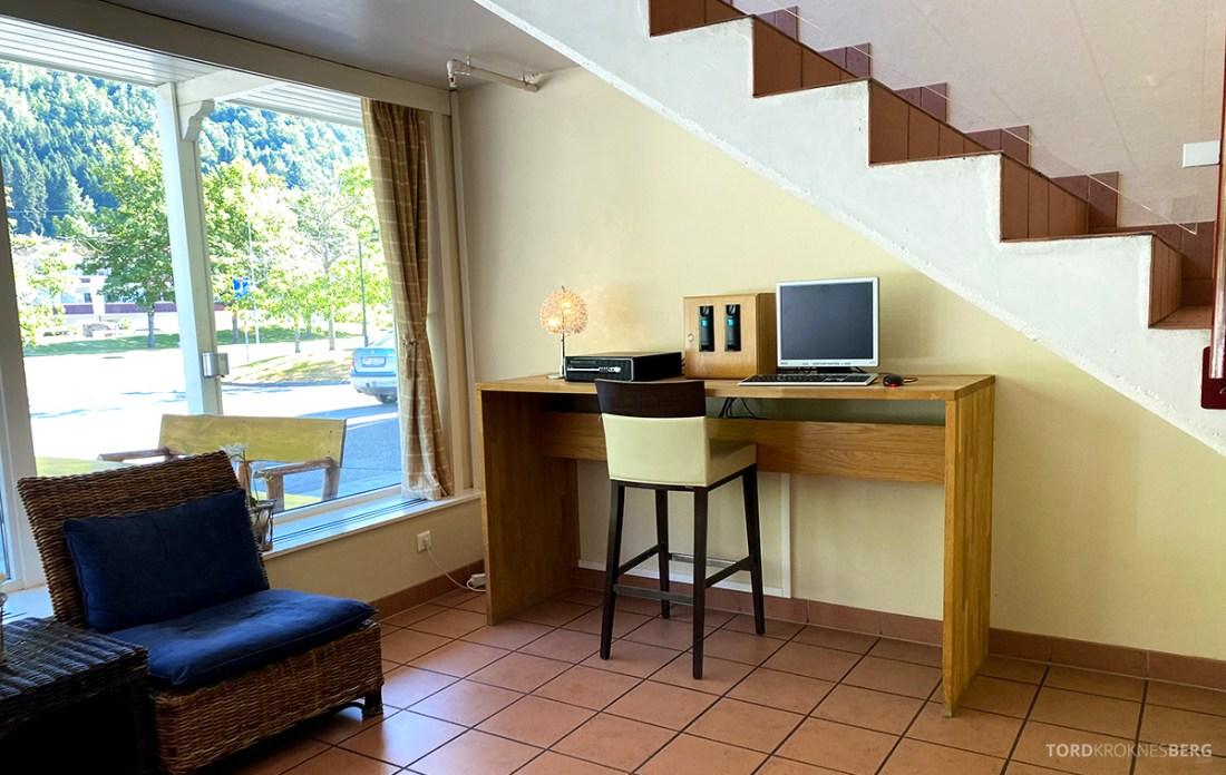Hotel Loenfjord Stryn business center